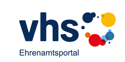 Logo vhs-Ehrenamtsportal