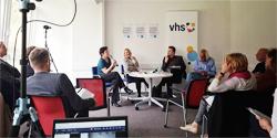 Live Session im Hessischen Landesverband zur beruflichen Bildung_ foto_ Johannes Zender_hvv